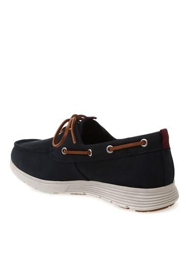 Fabrika Klasik Ayakkabı Mavi